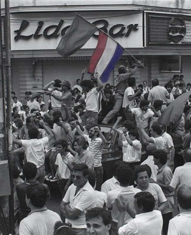 Paraguay 30 años de democracia