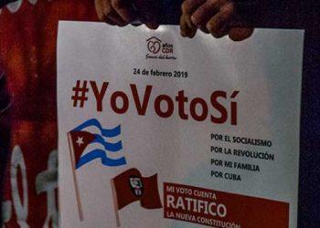 Referendo constitución Cuba