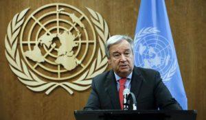 3420dd729 El secretario general de la ONU recomienda crear una misión en el país