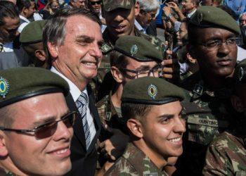 Bolsonaro militar brasil
