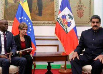 Jovenel Moise Haiti Nicolás Maduro Venezuela