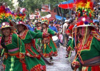 carnaval bolivia