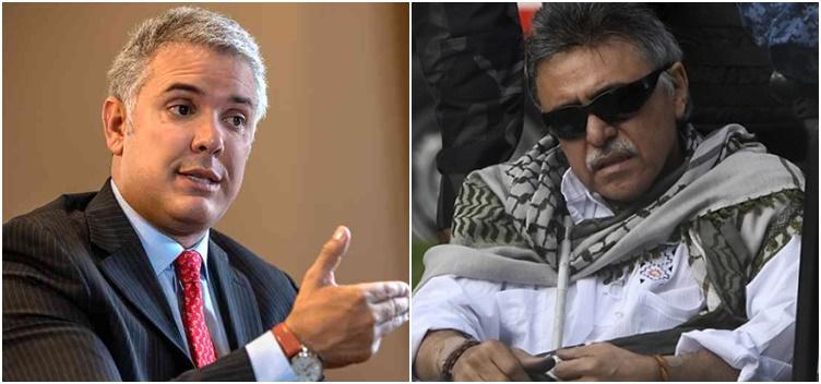"""Colombia   Duque y el escándalo por la recaptura de Santrich: """"El país no  está sumido en una crisis institucional"""" - NODAL"""