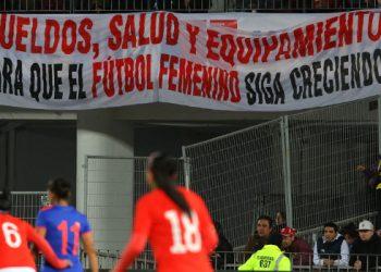 fútbol femenino chile