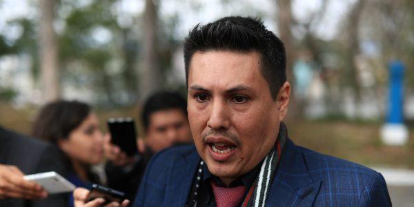 Óscar Schaad, jefe de la Fiscalía contra Delitos Electorales. (Foto Prensa Libre: Hemeroteca PL)