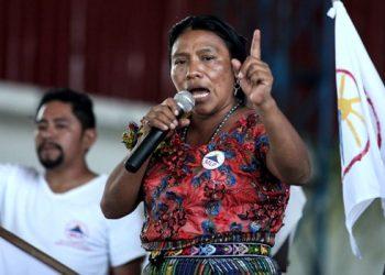 Thelma Cabrera Guatemala