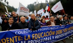 245cfd46962c Profesores rechazan propuesta del gobierno y mantienen paro por ...