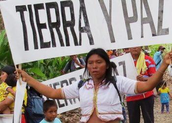 Colombia tierra y paz