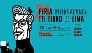 Perú La Feria Del Libro De Lima Tiene Al Universo Vargas