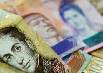 Venezuela dinero Bolivar