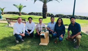 Resultado de imagen para Perú: inventan máquina que produce agua potable con la humedad ambiental