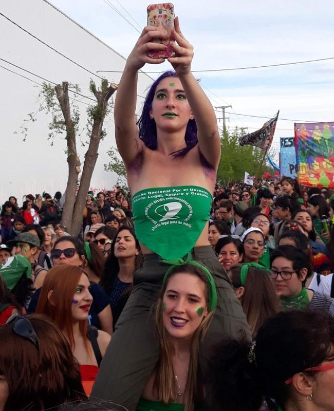 34 encuentro en La Plata feminismo feminista