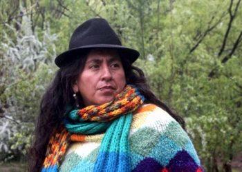 Adriana Guzmán bolivia
