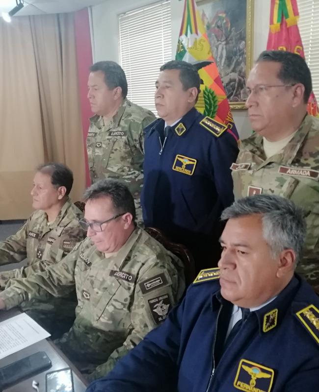 tapa suple golpe de estado bolivia