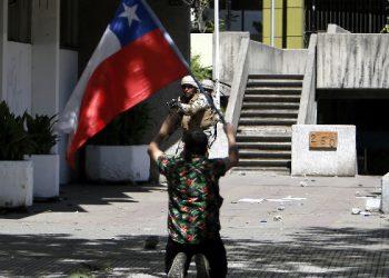 Estallido Social Chile SC felipe poga