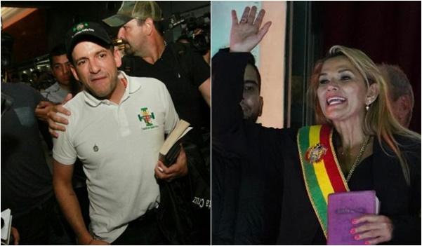 Elecciones en Bolivia: el líder del golpe critica gestión de Áñez y el MAS  presenta a todos sus candidatos - NODAL