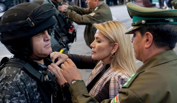 jeanine añez bolivia golpe de estado - NODAL