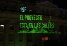 Foto: IG @julianite.nite para Campaña Nacional por el Derecho al Aborto Legal Seguro y Gratuito