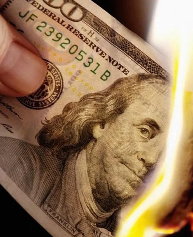 dolar tapa suple deuda externa