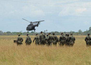 brasil militares