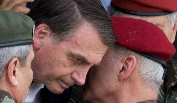 tapa suple militares brasil democracia