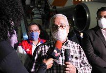 Foto: Una brigada de especialistas y otra con 130 médicos cubanos fueron enviados a Venezuela para ayudar a combatir el nuevo coronavirus.