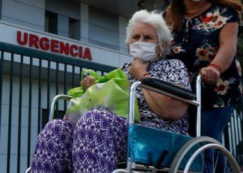 chile viejos jubilados adultos mayores