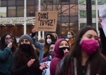 covid coronavirus protesta mujeres feminismo