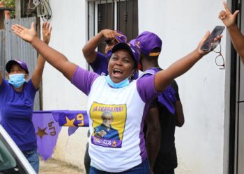 mujer política género feminismo covid dominicana