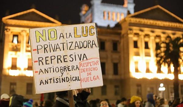 uruguay luc - NODAL