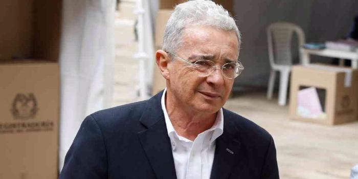 Colombia: Uribe, con prisión domiciliaria y ahora también con coronavirus - NODAL
