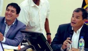 """Guillaume Long, excanciller de Ecuador: """"Con el binomio Arauz ..."""