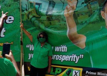 campaña electoral jamaica
