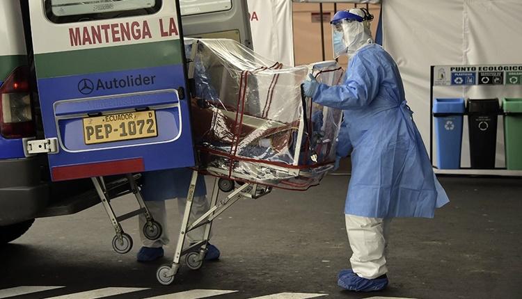 América Latina | En un año de pandemia fallecieron casi 700 mil personas
