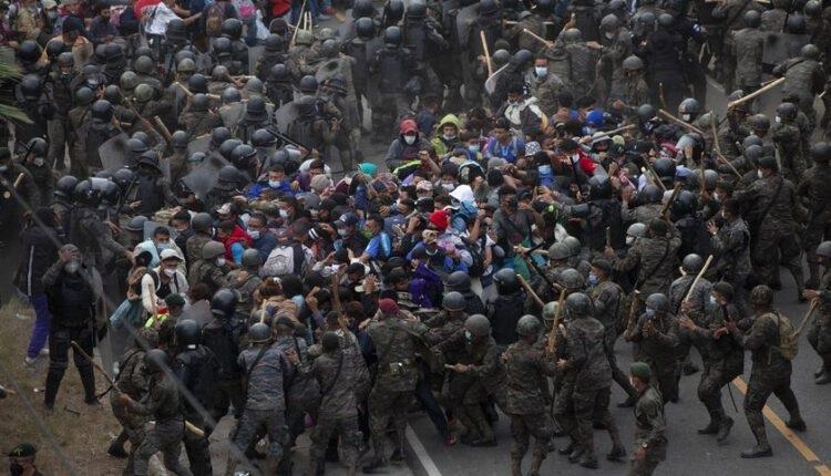 Libre movilidad de centroamericanos – El Periódico, Guatemala