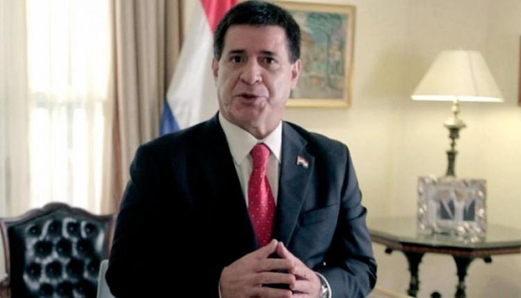 Récord de contagios en Paraguay | El expresidente Cartes da positivo de Covid-19 y falleció un diputado