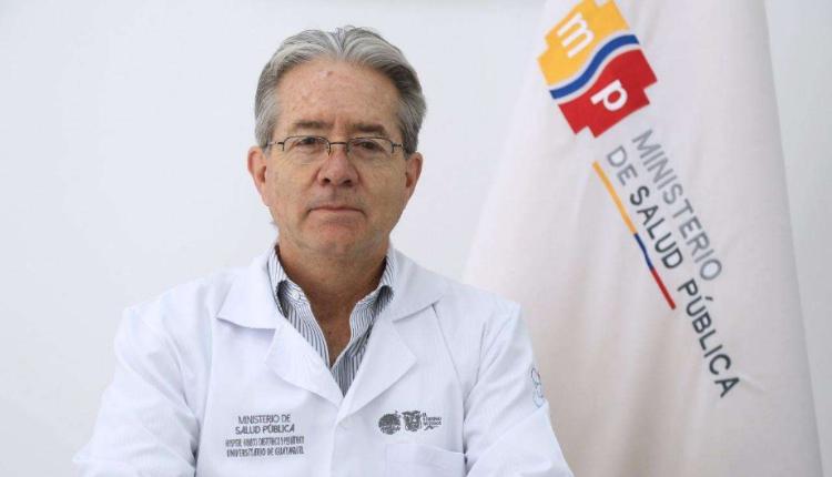 Vacunagate en Ecuador | Renunció el ministro de Salud Juan Carlos Zevallos
