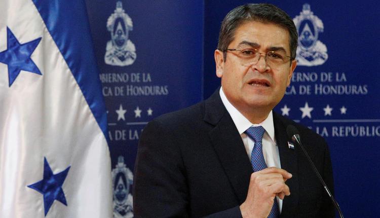 Honduras | Más de 20 diputados exigen la renuncia del presidente Juan Orlando Hernández