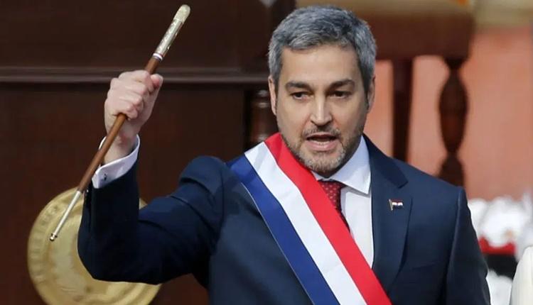 "Paraguay | Mario Abdo Benítez afirma que no aceptará ""chantaje"" de China para comprar vacunas"