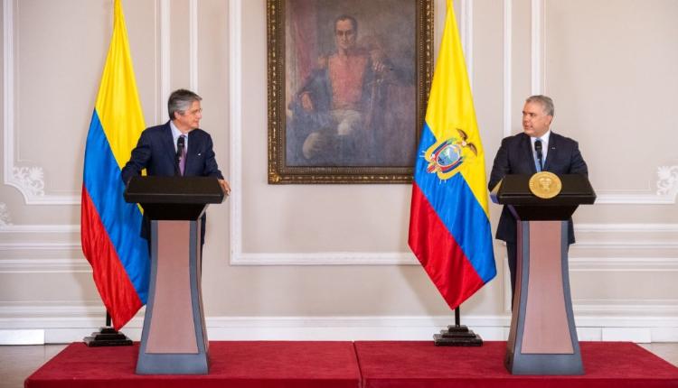 Lasso visitó a Duque en Colombia y anuncian el pedido de ingreso de Ecuador a la Alianza del Pacífico
