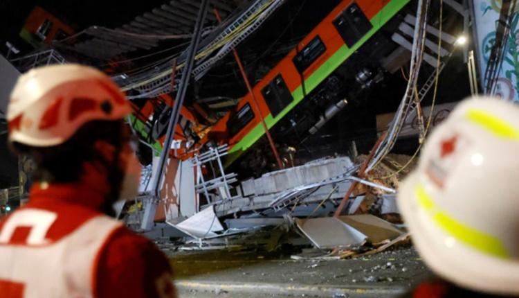 Ya son 25 las personas muertas por el desplome del metro y la Fiscalía inicia investigación por homicidio
