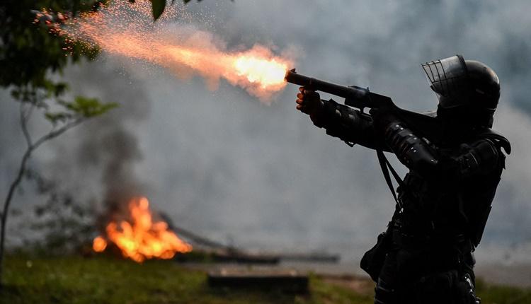 La ONU, la UE y hasta Almagro condenan la represión policial en Colombia