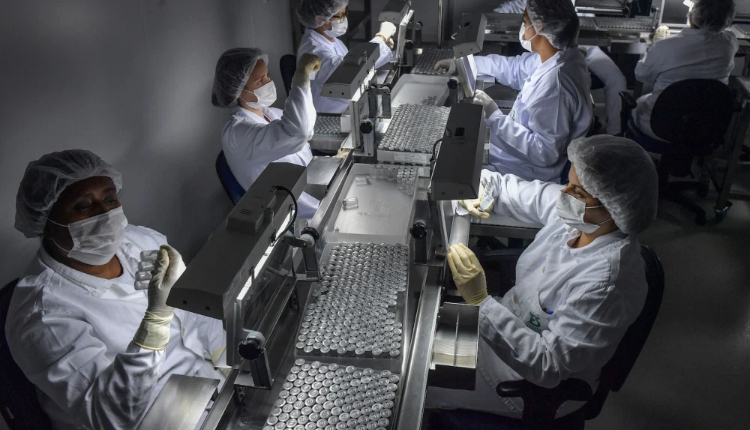 Vaccine Diplomacy Boosts China's Standing in Latin America