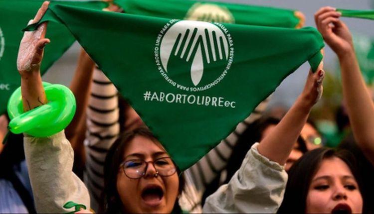 Ecuador | Organizaciones feministas presentaron proyecto de ley para despenalizar el aborto en casos de violación