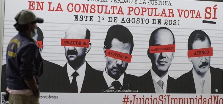Claves para entender la consulta popular del domingo para enjuiciar a expresidentes