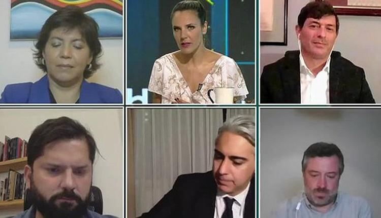 Elecciones en Chile | Cinco de los siete candidatos presidenciales debatieron sobre el modelo hídrico